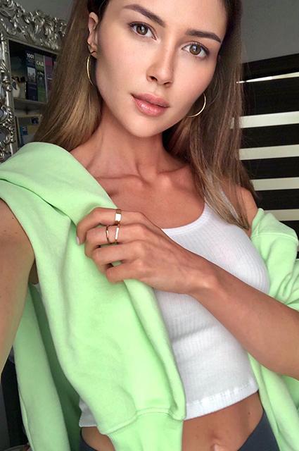Дочь Анастасии Заворотнюк поделилась переживаниями: