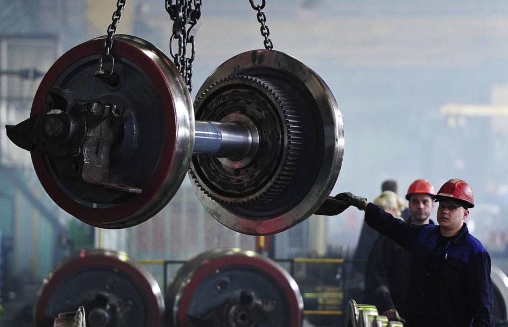 Чем для России обернется запрет на импорт украинских колес