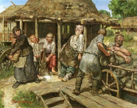 художник Владимир Чумаков-Орлеанский картины – 32