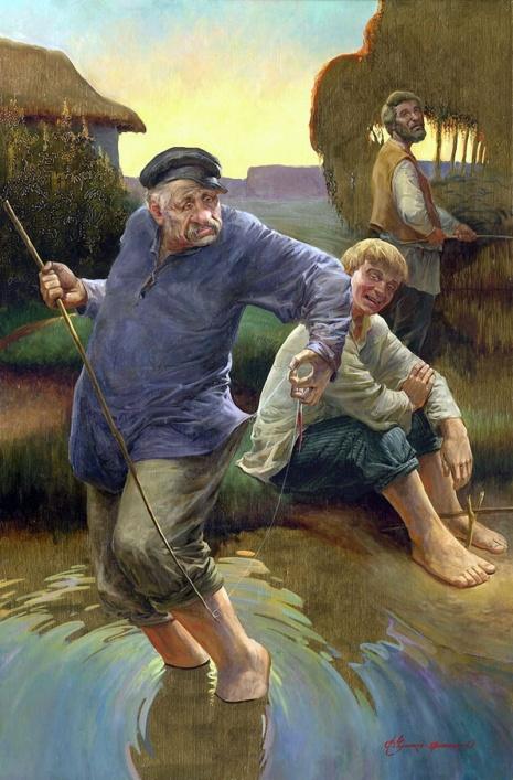 художник Владимир Чумаков-Орлеанский картины – 30