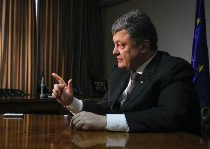 Порошенко бредит и представил один из первых элементов возвращения Крыма
