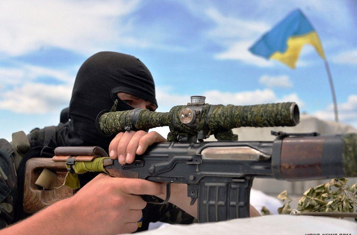 Сафари по-украински: как «развлекаются» стрелки Незалежной?