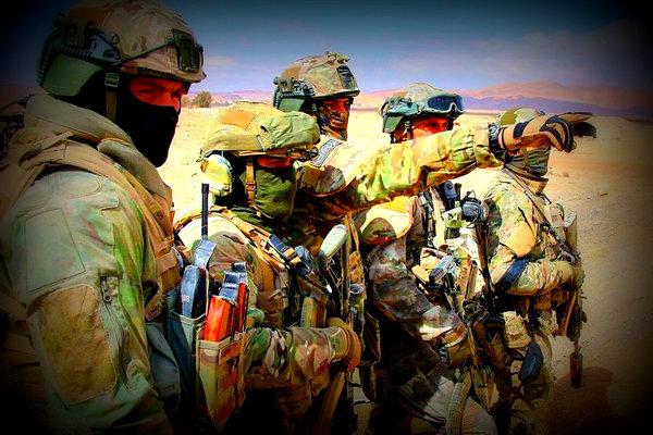 Спецназ не спит: Россия «обн…