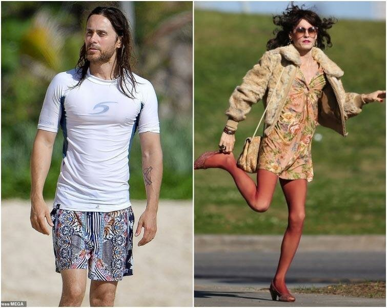 Актёры, которые радикально меняли своё тело для роли в кино