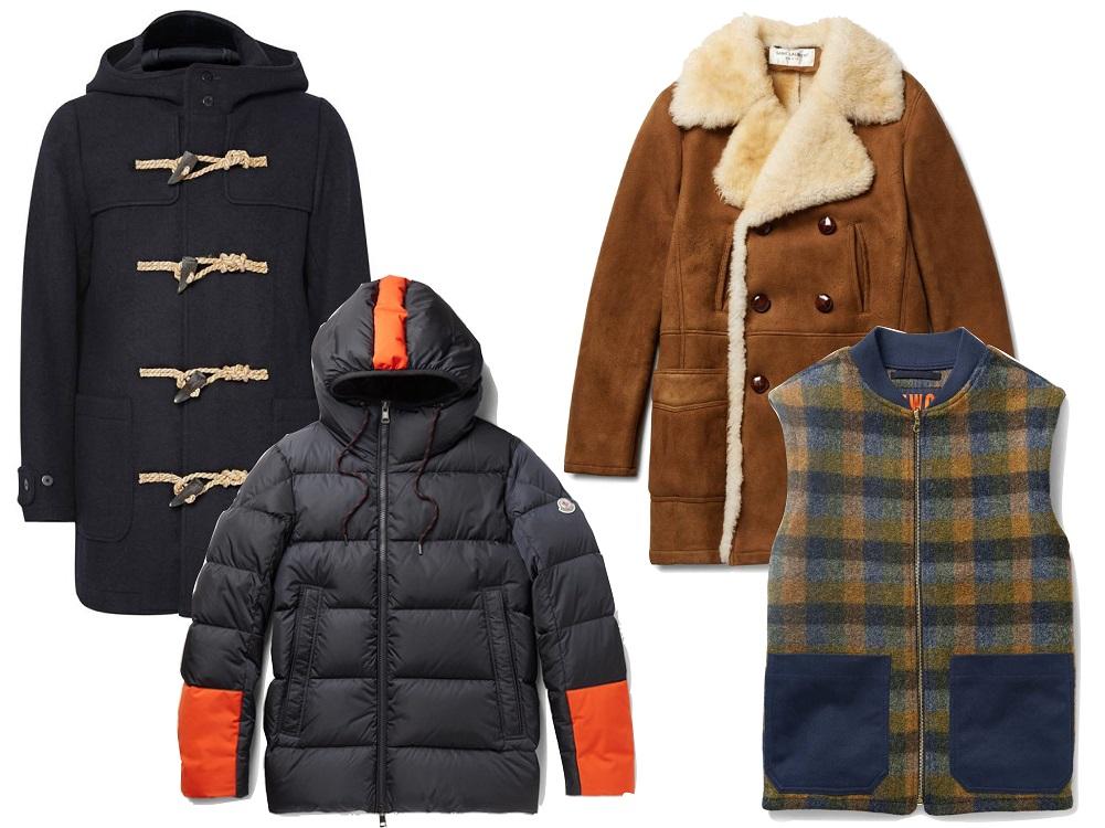 Мужской зимний стиль: верхняя одежда для всех типажей гардероб,мода и красота,модные тенденции,одежда и аксессуары