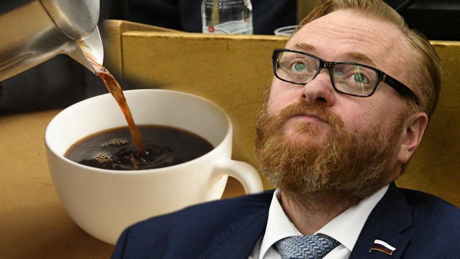 Джедай Милонов потребовал вернуть в Госдуму горчицу «со слезой» вместо бодяжной