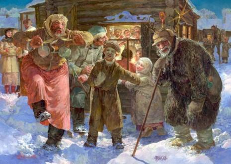 художник Владимир Чумаков-Орлеанский картины – 11