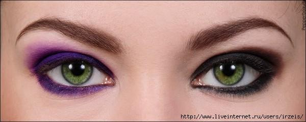 Мастер-класс: макияж Smoky-eyes