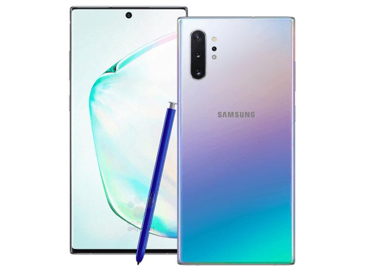 Раскрыты все характеристики флагманских Samsung Galaxy Note 10 и Galaxy Note 10+ новости,смартфон,статья