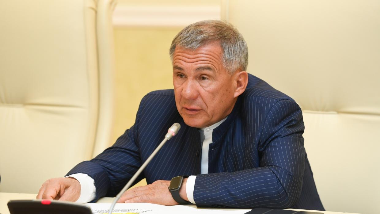Президент Татарстана потребовал ликвидировать перебои с поставками вакцин Общество