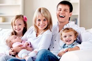 Виды отношений в семье между…
