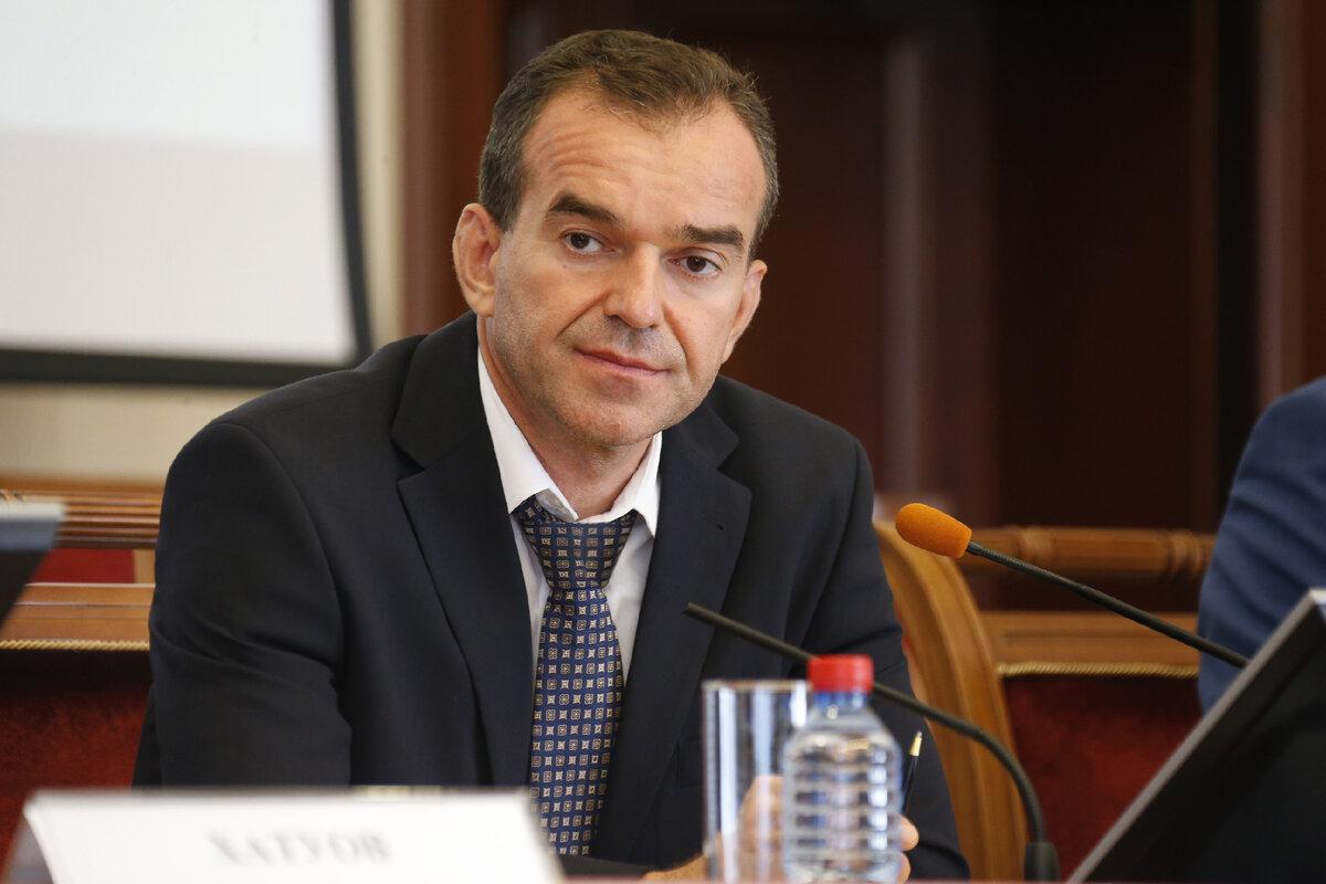 Губернатор Краснодарского края Вениамин Кондратьев сделал еще одно заявление, относительно отдыха россиян