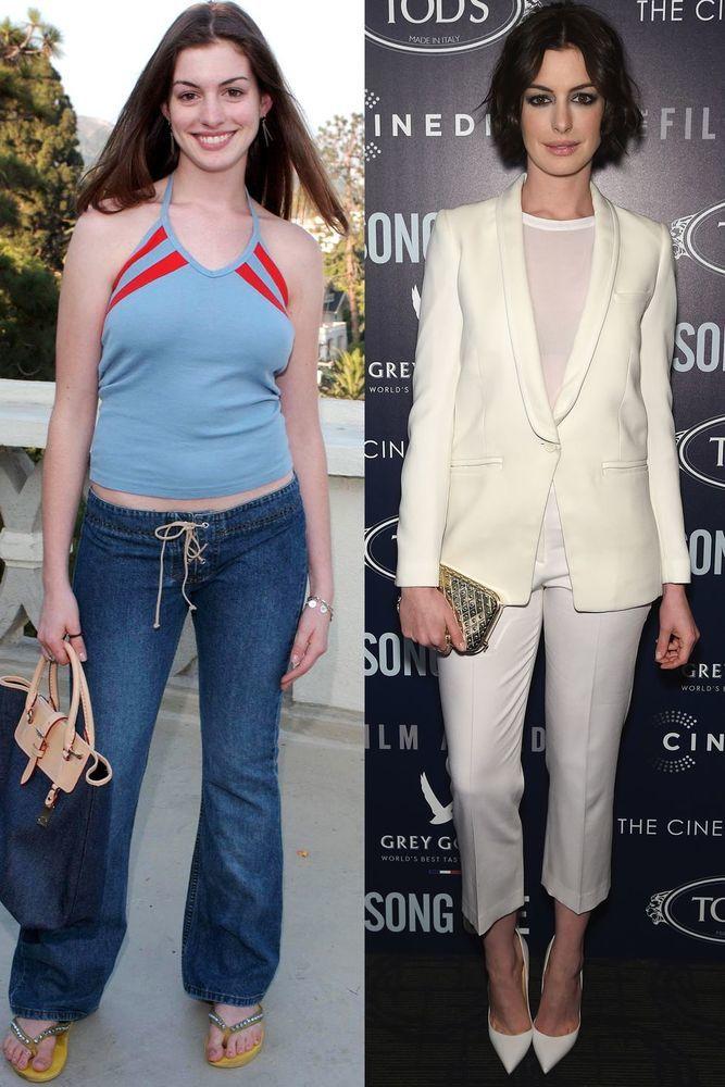 10 потрясающих «До и после»: модные преображения, фото № 11