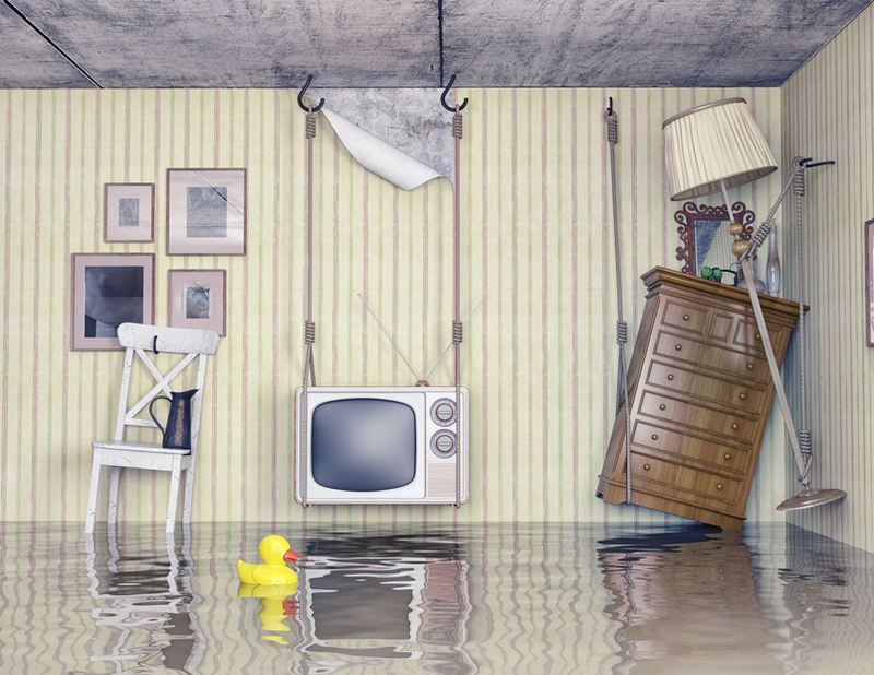 Затоп в квартире картинки