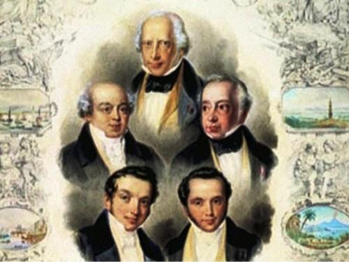 История богатства семьи Ротшильдов