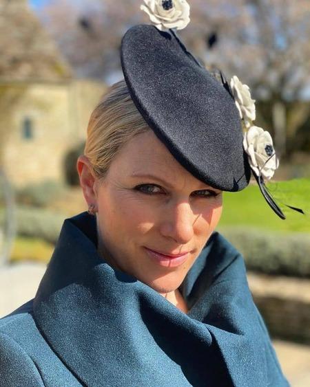 Внучка королевы Елизаветы II Зара Тиндалл стала мамой в третий раз Монархи,Британские монархи