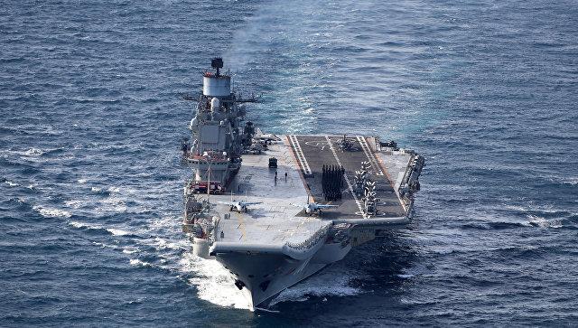 Минобороны РФ: Наши боевые корабли в бессмысленных эскорт-услугах не нуждаются