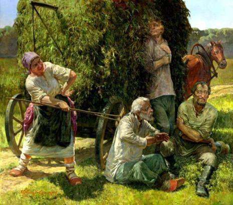 художник Владимир Чумаков-Орлеанский картины – 22