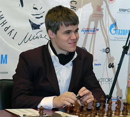 Магнус Карлсен. Шахматные партии в формате PGN. Период 2006-2011 года