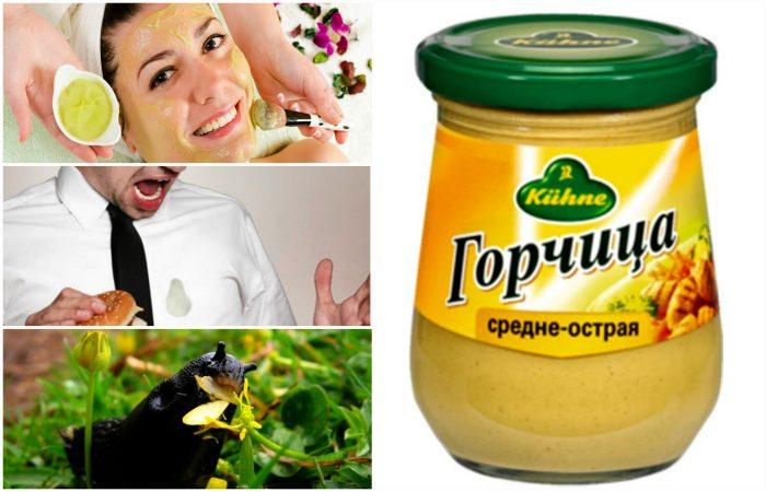 Нестандартное использование горчицы в доме