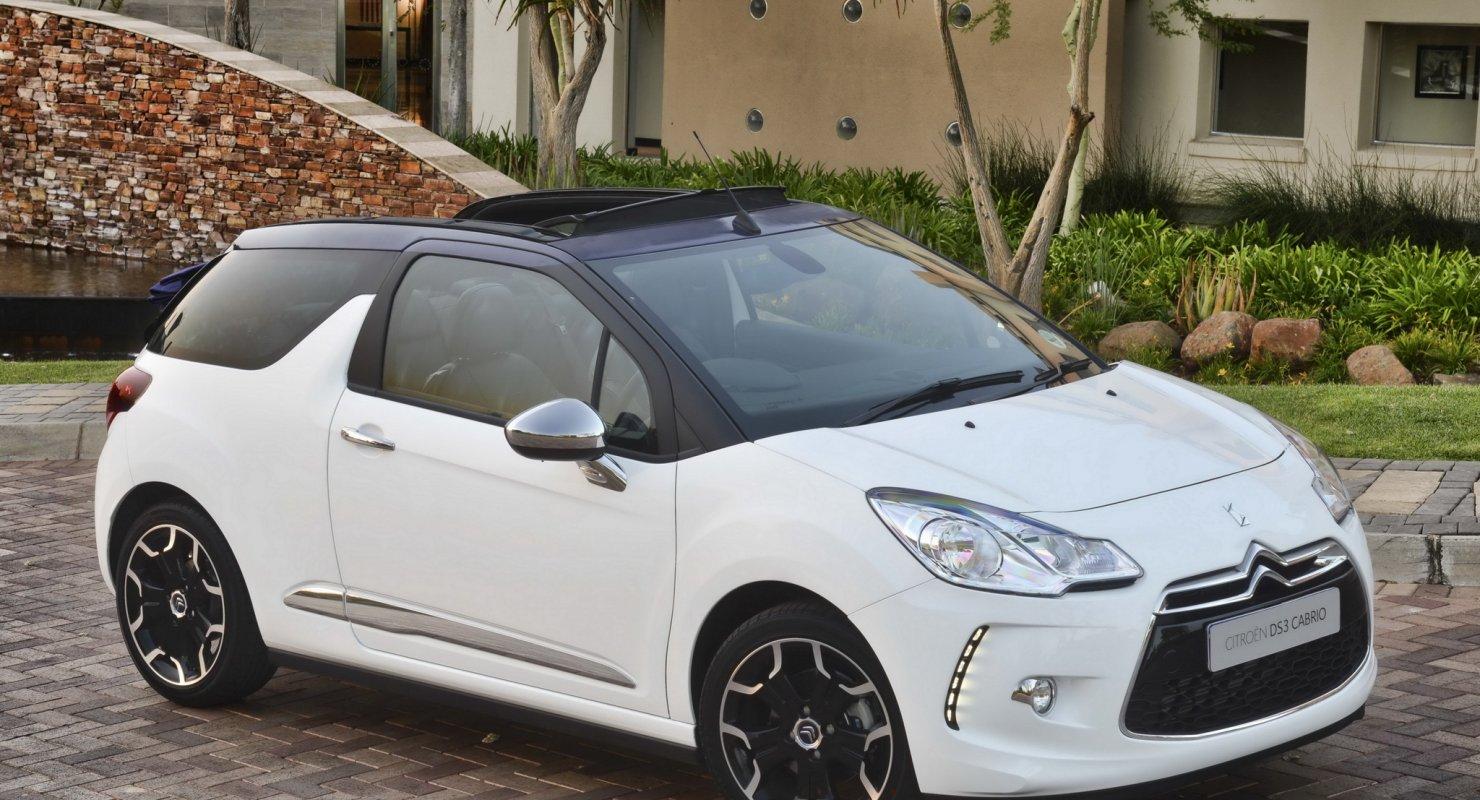 Citroen DS3: Машина для жены и немного для себя Автомобили