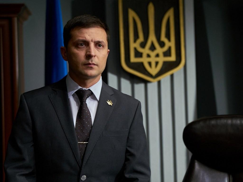 А хочет ли Зеленский в действительности стать президентом?