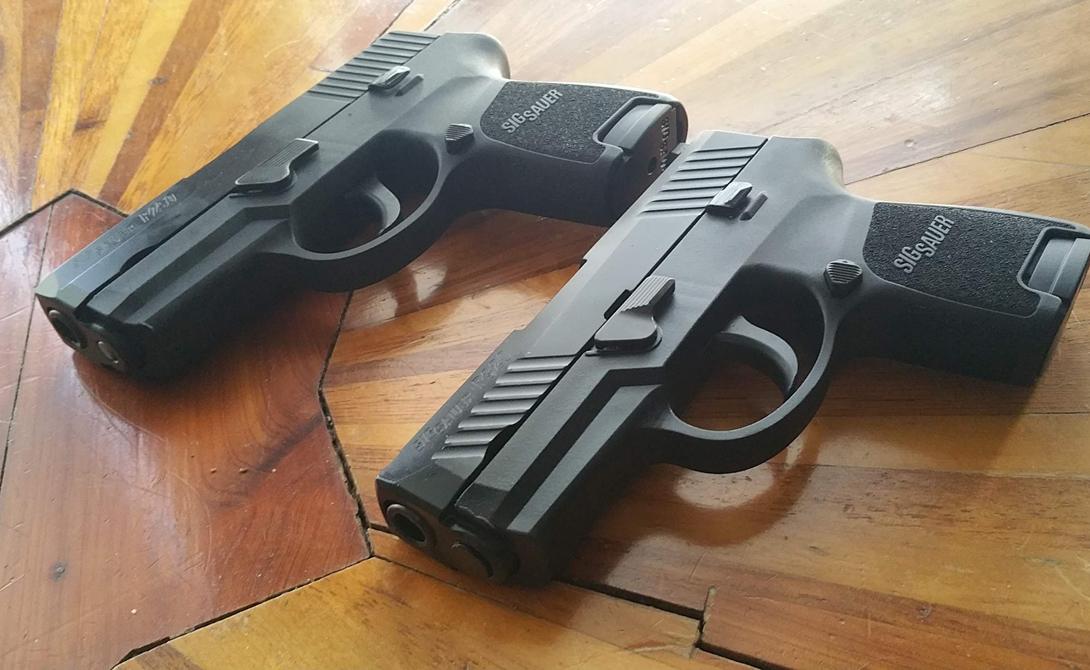 SIGP250 SIGP250 по-праву считается лучшим пистолетом на рынке. Он был специально разработан для полицейских подразделений. Не боится суровых условий эксплуатации, легок и удобен в обращении.