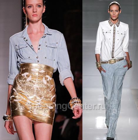 Модные женские рубашки 2018