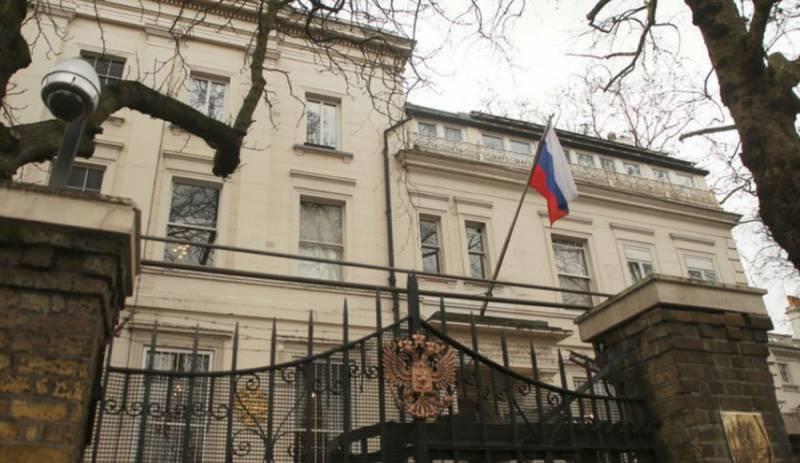 Посольство России: заявления британцев о Скрипалях звучат лицемерно