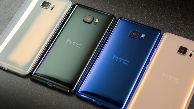 HTC U Ultra с сапфировым стеклом выходит в продажу