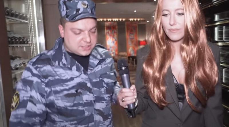 """""""Невошедшее"""": Собчак показала пародию на репортаж Бутиной из колонии Навального"""