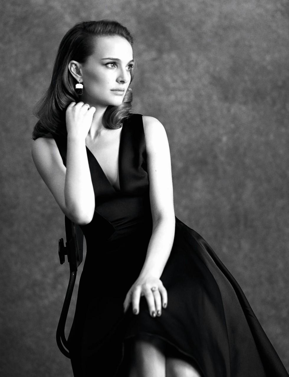 Натали Портман фотосессии — 2015