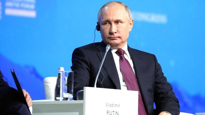 Путин рассказал, когда Росси…