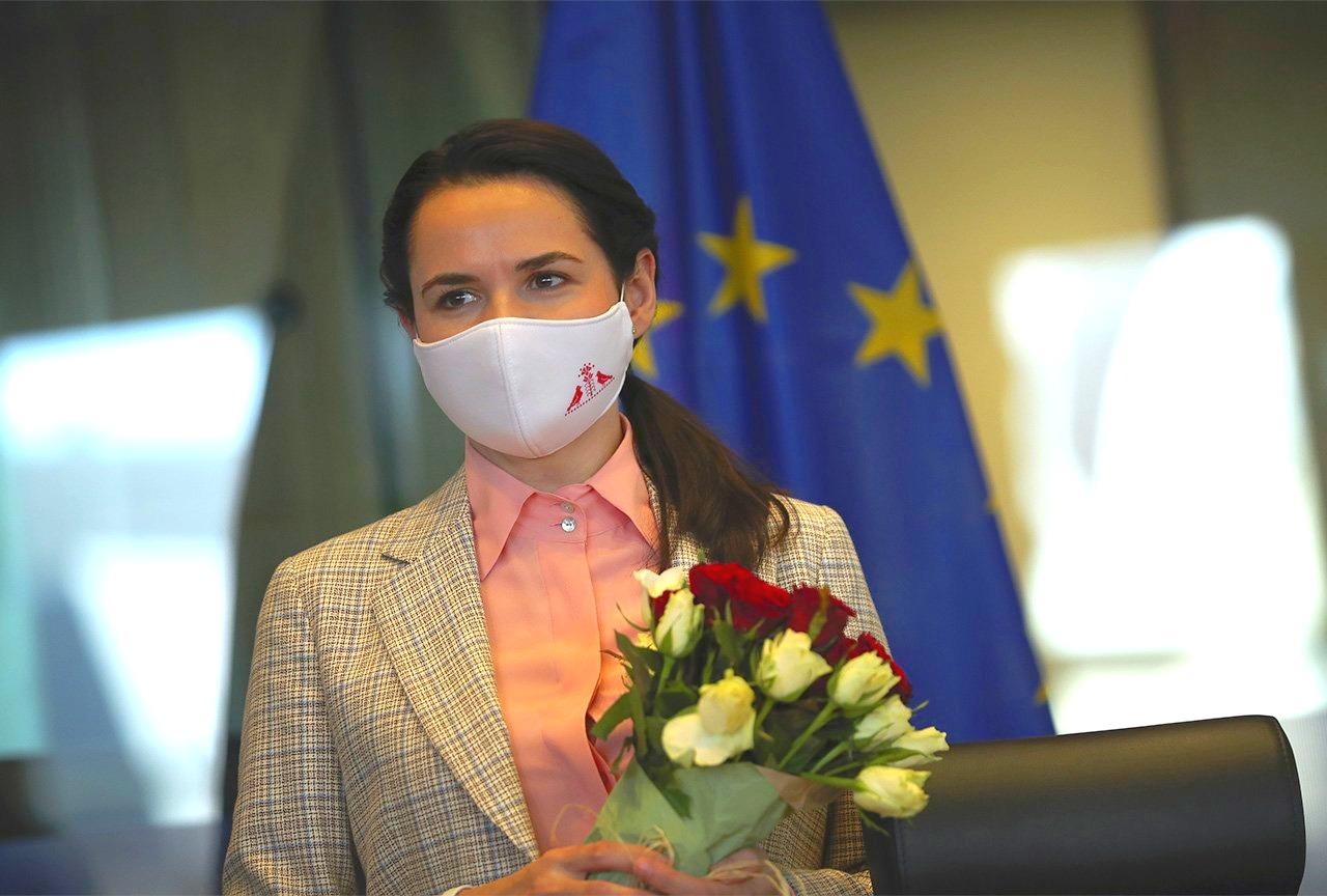 Россия отреагировала на участие Тихановской во встрече глав МИД ЕС Беларусь,Европа,Политика,Мир,Россия,Светлана Тихановская
