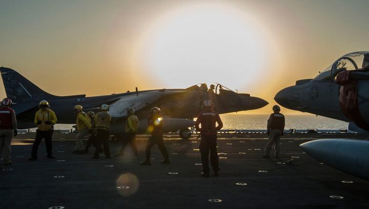 Новости мира: Две трети самолетов ВМС США разучились летать
