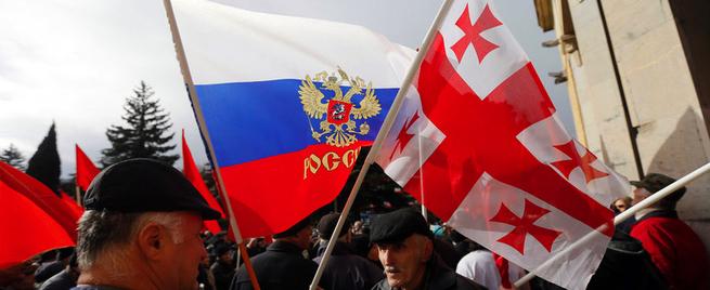 Арно Хидирбегишвили: Россия готова спасти Грузию. Готова ли к спасению сама Грузия?