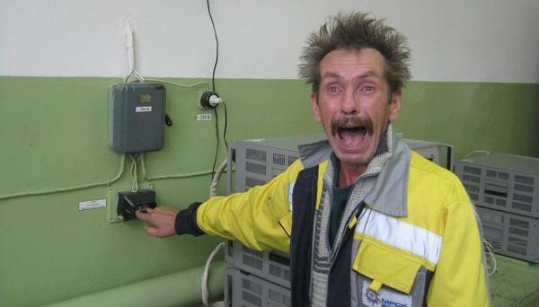 Аварийный Новый Год: записки электрика