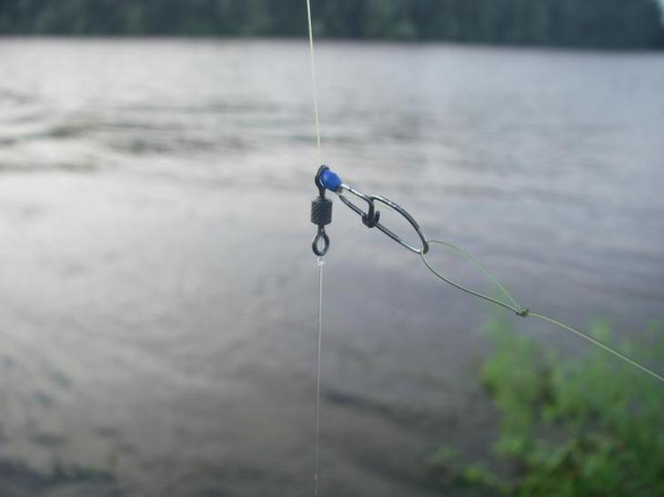Снасть отводной поводок - Самоделки для рыбалки своими руками