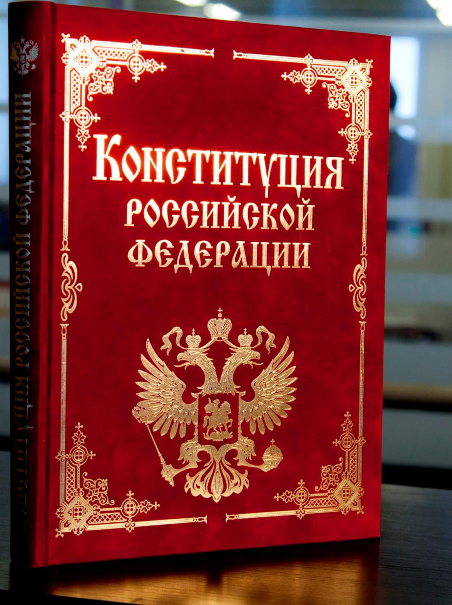 Как прошлогодние поправки в конституцию РФ защищают нас сегодня Политика
