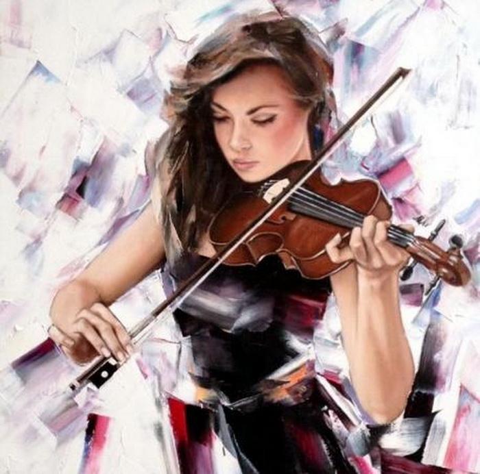 Музыки дыхание... Женские об…
