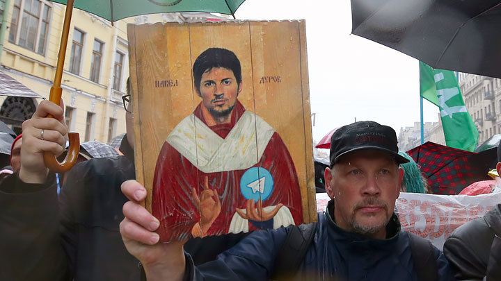 """А вот вам Дуров: """"Демократы"""" подложили свинью русским олигархам геополитика,россия"""