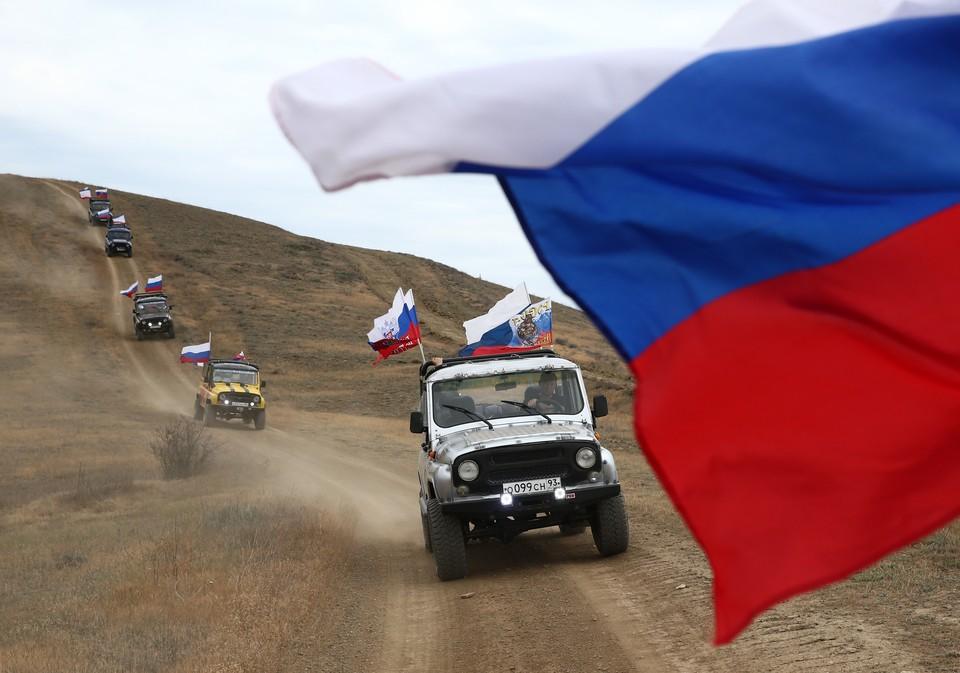 Скучают ли крымчане по Украине Политика