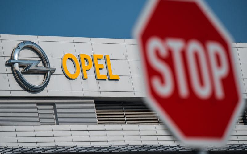Германия может наложить вето на сделку между GM и PSA по продаже Опеля