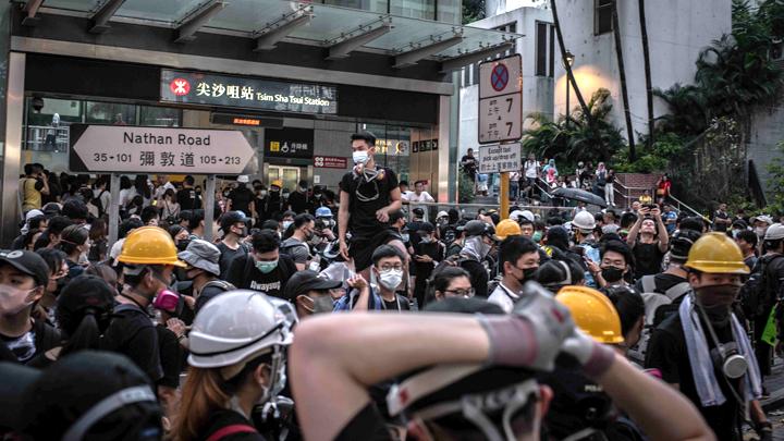Почему события в Гонконге так важны для России?