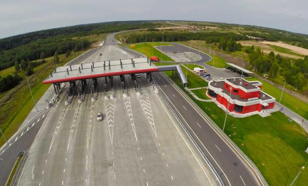 Единый транспондер для платных дорог в РФ начнёт работу 1 сентября