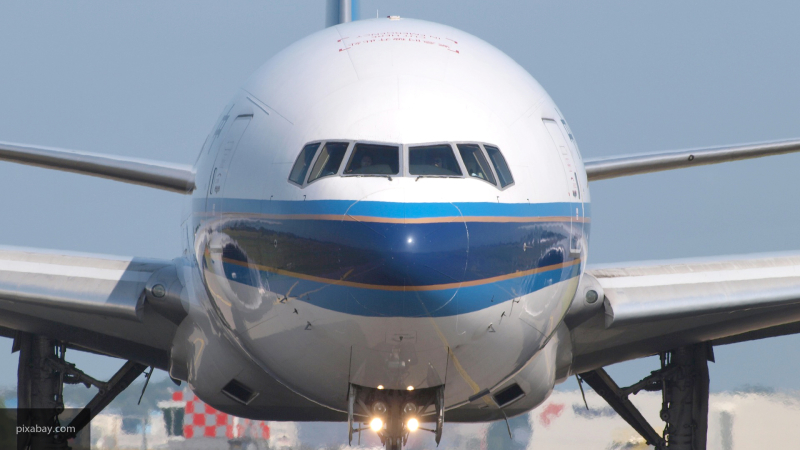 Boeing с технической неисправностью успешно приземлился во Внукове