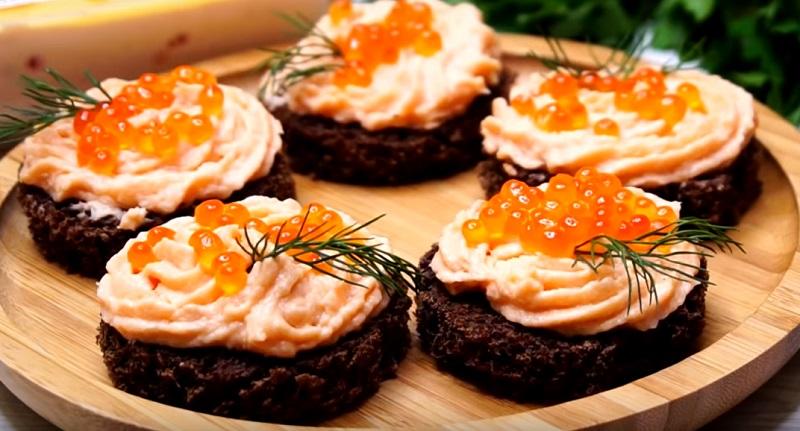 Паштет из лосося на праздничный стол: вкуснее, чем бутерброды с икрой
