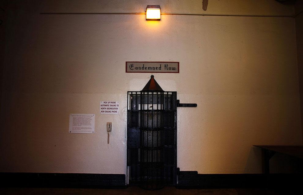 Как выглядит самая знаменитая тюрьма в США