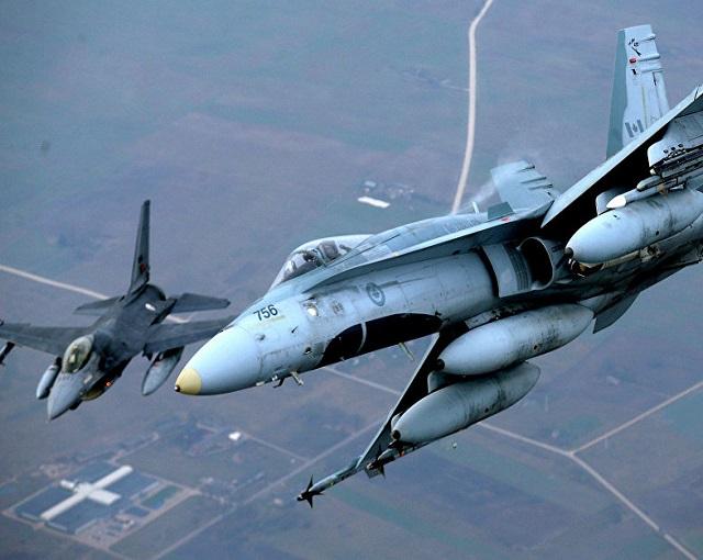 Дания попыталась перехватить два военных самолета России новости,события