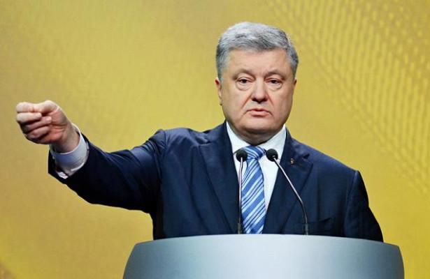 Драма Порошенко: «Цепной пес Америки» больше похож на порося перед забоем